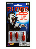 Blood Capsules Special Effect Halloween Costume Accessory