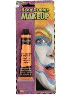 Special Effects Forum Novelties Neon Pink Halloween Face Paint Cream Makeup Main Image