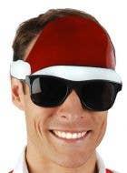 Novelty Santa Hat Christmas Sunglasses