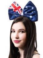 Australia Day Bow Headband Costume Accessory