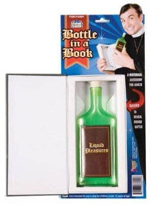 Bottle in a Book Priest's Costume Accessory