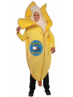 Appealing Banana Adult's Funny Costume