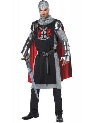 Adult's Renaissance Knight Fancy Dress Costume