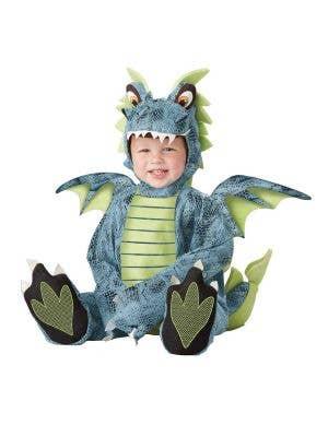 Baby Dragon Toddler Onesie Costume Main Image