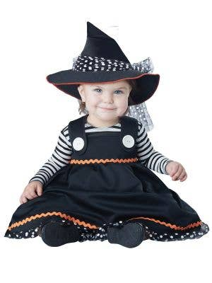 Crafty Little Witch Infant Girl's Halloween Costume
