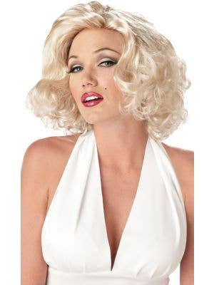 Sexy Women's Marilyn Monroe Wig Image 1
