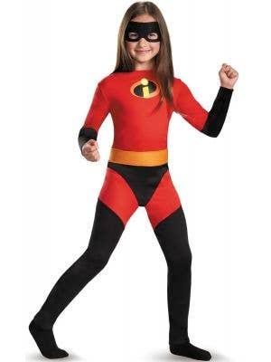 Violet Incredibles 2 Girl's Superhero Costume