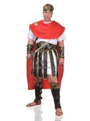 Spartacus Gladiator Men's Plus Size Costume