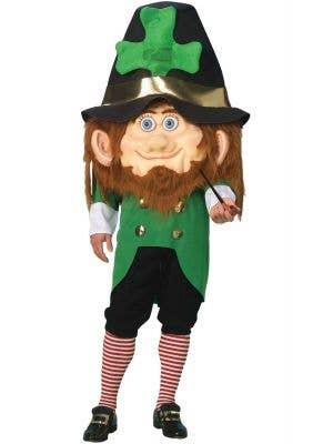 Oversized Leprechaun Men's Novelty St Patrick's Day Costume View 1