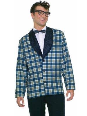 50's Good Buddy Men's Plaid Costume Jacket