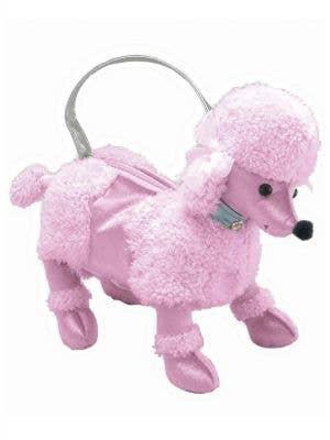 Flirty 50's Poodle Costume Purse