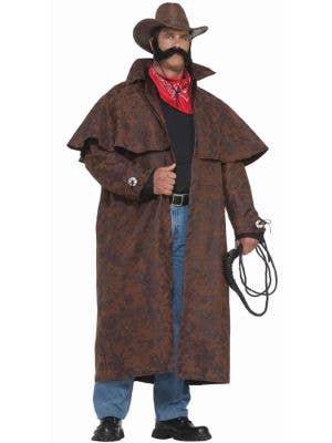 Big Tex Men's Plus Size Western Costume Jacket