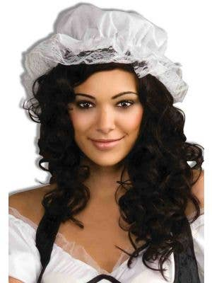 Bar Maid Medieval Renaissance Women's Costume Hat