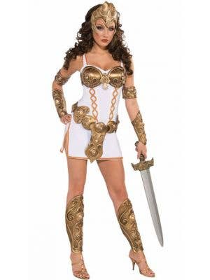 Warrior Woman Deluxe Sexy Gladiator Costume