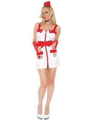 Love Doctor Women's Sexy Nurse Costume