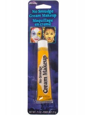 No Smudge Yellow Cream Costume Makeup