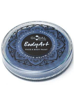 Pearl Deep Blue Professional Water Based Face and Body Compact Makeup