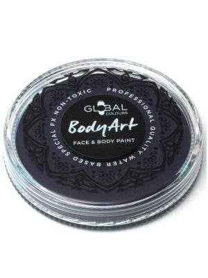 Dark Blue Professional Water Based Face and Body Compact Makeup