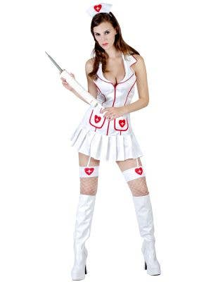 Women's Sexy Nurse Costume