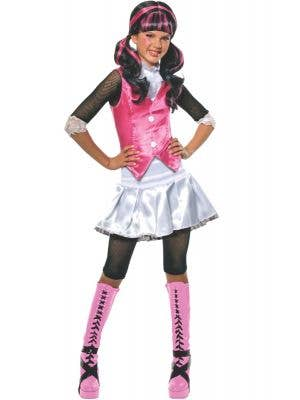 Monster High Draculaura Girls Halloween Costume