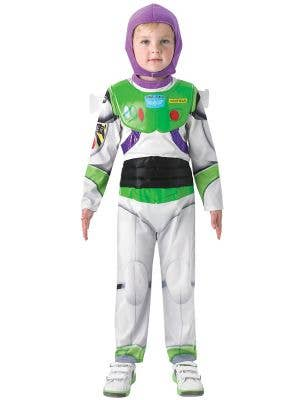 Deluxe Buzz Lightyear Costume for Boys