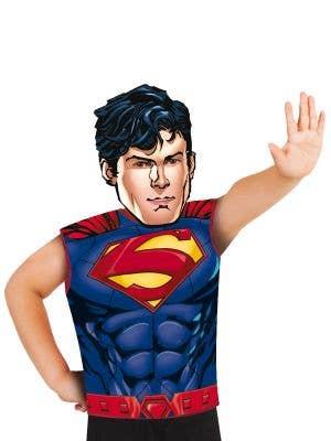Boys DC Comics Superman Dress Up Costume
