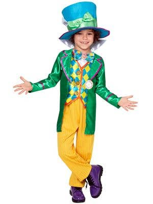 Mad Hatter Costume for Boys