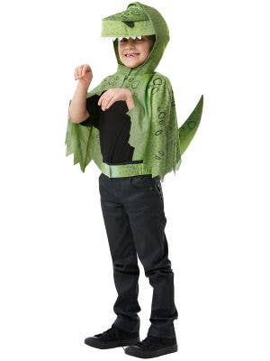 Green Rex the Dinosaur Kid's Toy Story Costume Accessory Kit