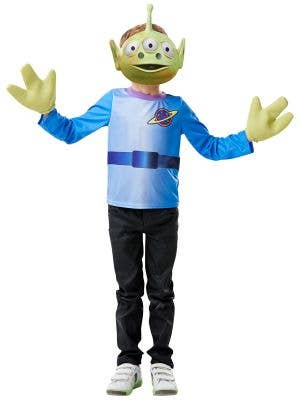 Boys Toy Story 4 Alien Costume