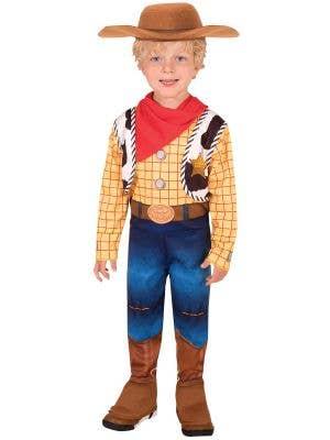 Toy Story 4 Woody Boy's Fancy Dress Costume