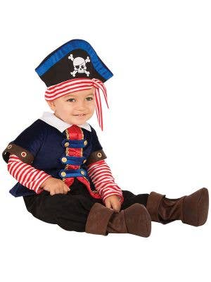 Infant and Toddler Kid's Pirate Dress Up Costume