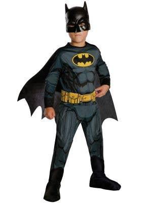 DC Comics Batman Costume for Boys