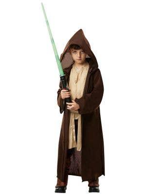 Deluxe Star Wars Boys Jedi Robe Costume Accessory