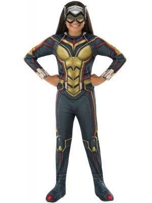 Super Hero Girls The Wasp Marvel Ant-Man Superhero Costume - Main Image