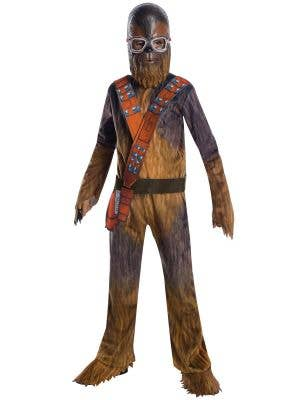 Deluxe Chewbacca Star Wars Costume for Boys