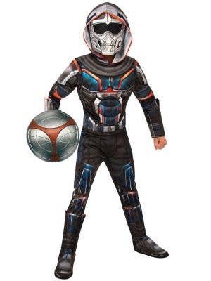 Deluxe Taskmaster Boy's Black Widow Movie Costume