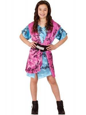 Descendants Lonnie Family Day Tween Girls Costume