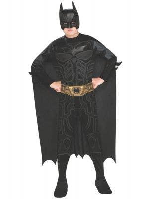 Batman Boy's Dark Knight Superhero Book Week Costume Front