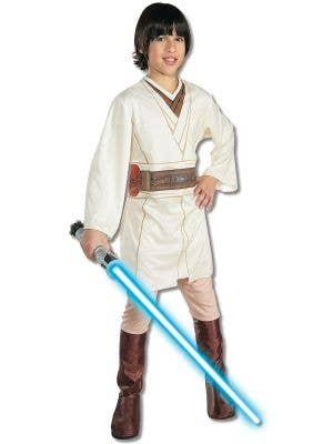 Obi-Wan Kenobi Boys Star Wars Jedi Knight Costume