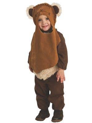 Wicket the Ewok Star Wars Toddler Boys Costume