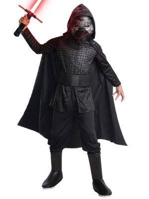 Deluxe The Rise of Skywalker Kylo Ren Boy's Star Wars Costume