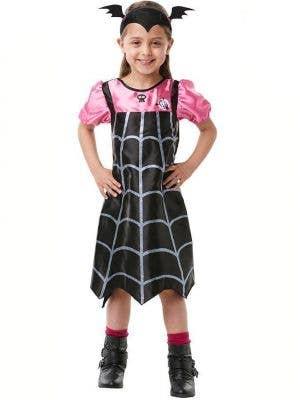 Disney Junior Vampirina Hauntley Girls Costume