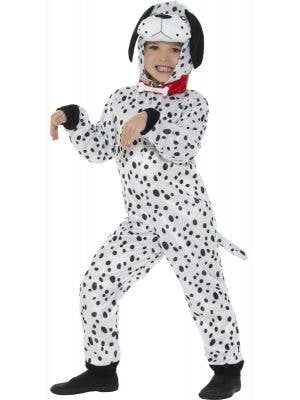 Kids 101 Dalmatians Animal Book Week Costume Onesie Front