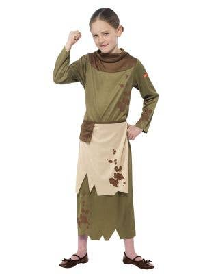 Revolting Peasant Girls Book Week Costume Front View