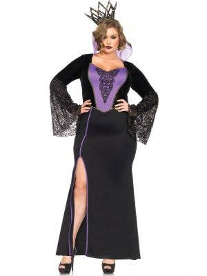 Evil Queen Plus Size Women's Fairytale Costume Main View