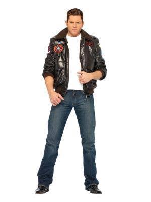 Top Gun Licensed Men's Bomber Jacket Costume