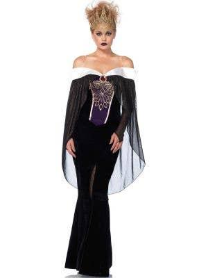 Bewitching Evil Queen Women's Fancy Dress Costume