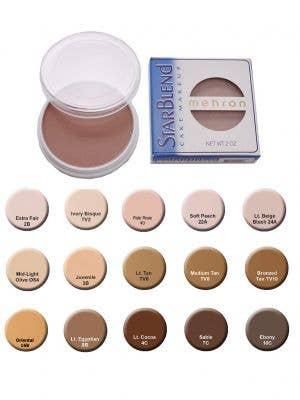 Starblend Cake Foundation Makeup - Colour Choice