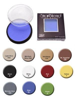 Starblend Brightly Coloured Cake Makeup - Colour Choice