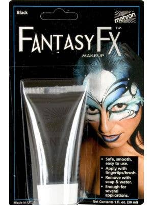 Mehron Fantasy FX Cream Costume Makeup - Black